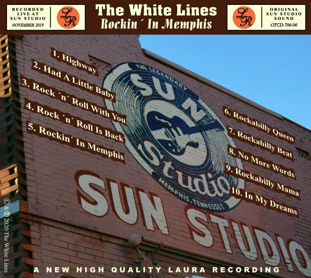 The White Lines - Rockin´ In Memphis