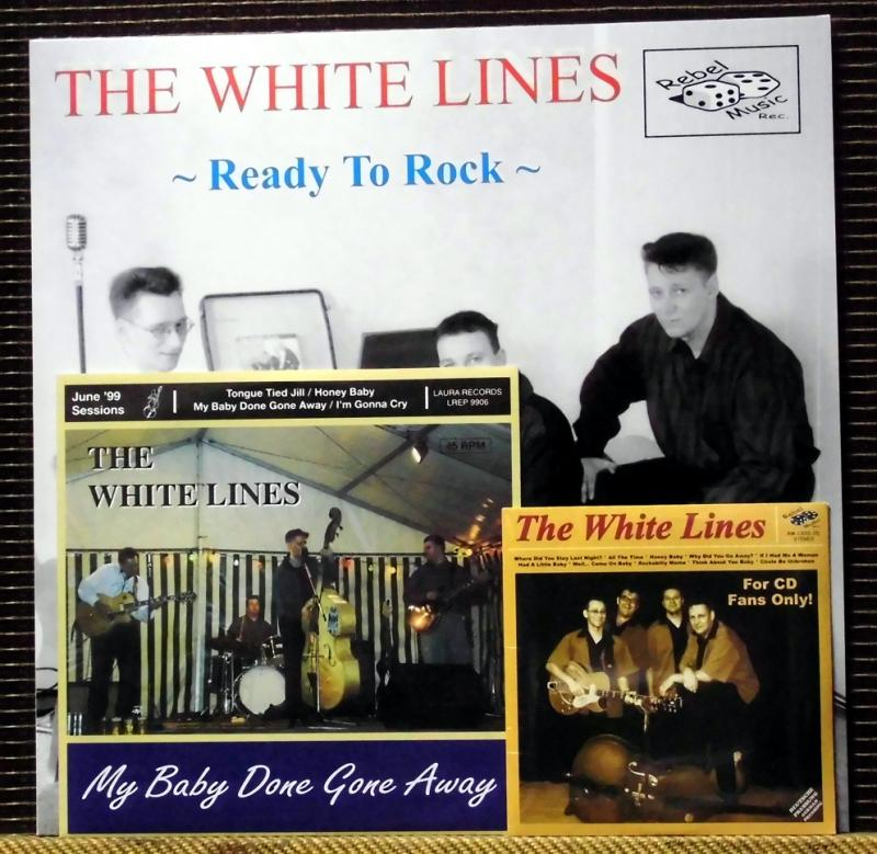 The White Lines - Ready To Rock Bundle 2