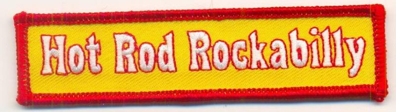 Hot Rod Patch