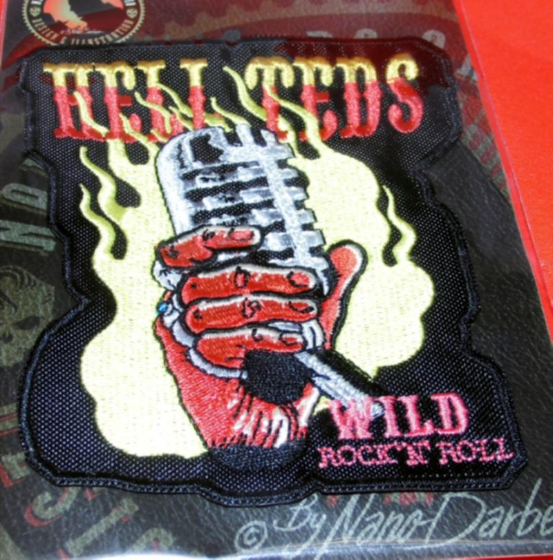 Hell Teds Patch
