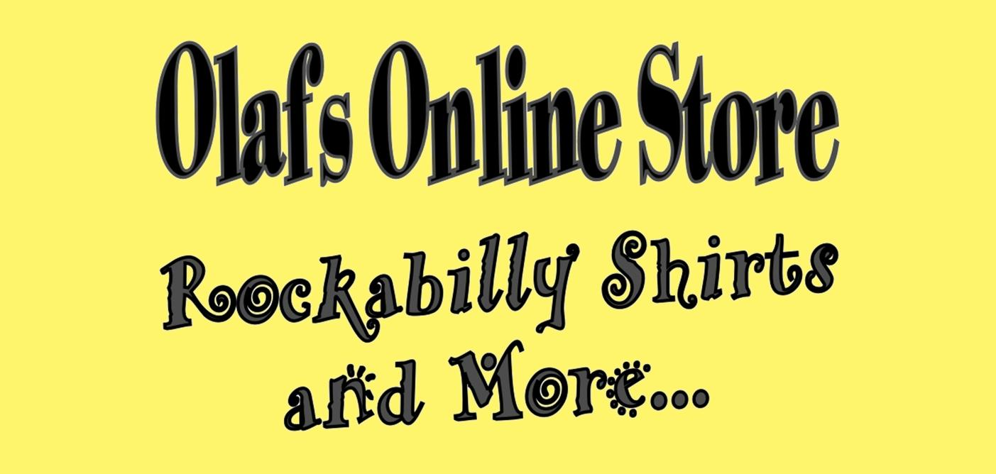 Olafs Online Store - Rockabilly Shirts and More